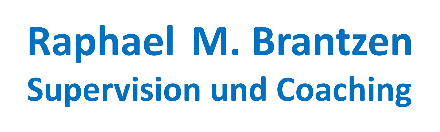 Raphael M. Brantzen
